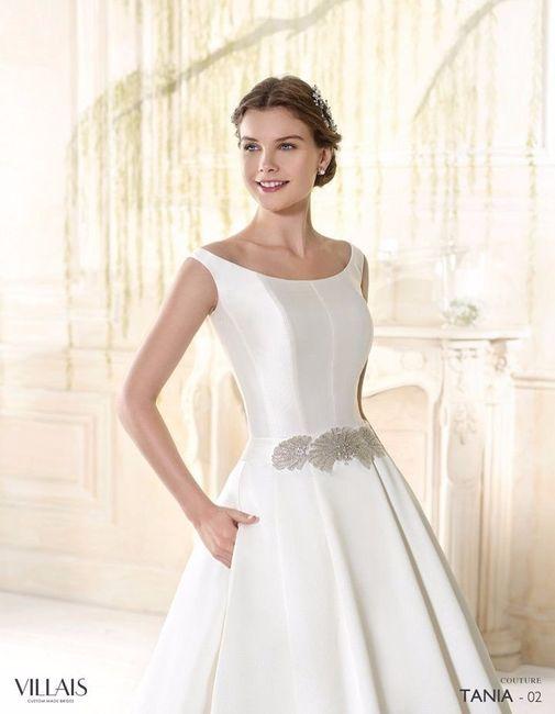 vestido de novia con bolsillos: ¿útil o no? - moda nupcial - foro