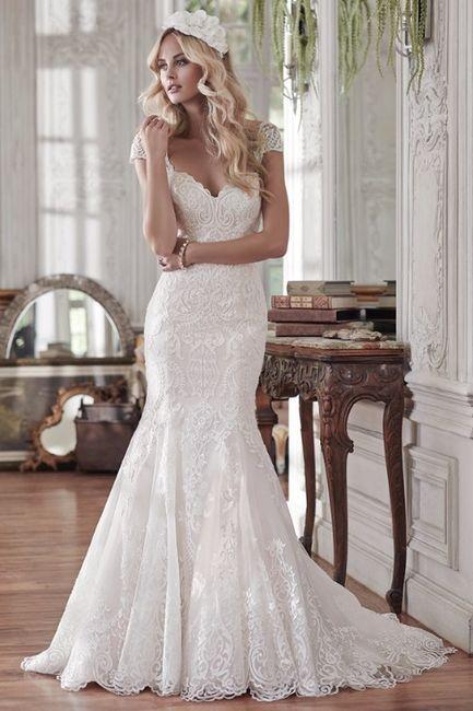 Si me casara hoy... elijo este vestido 3