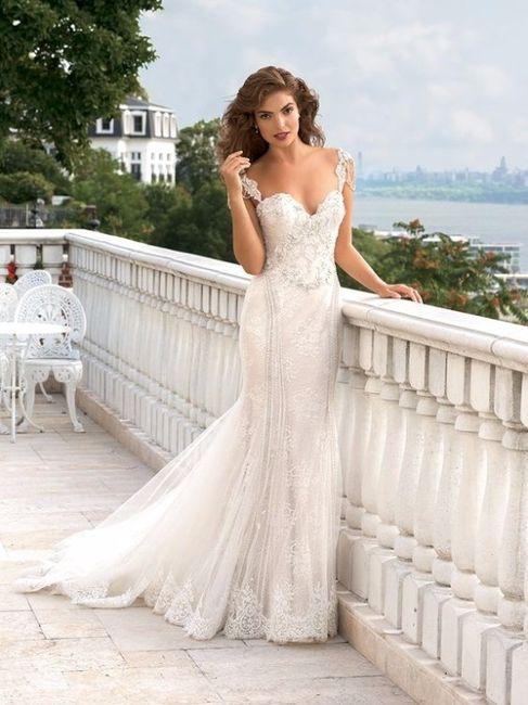 Si me casara hoy... elijo este vestido 5