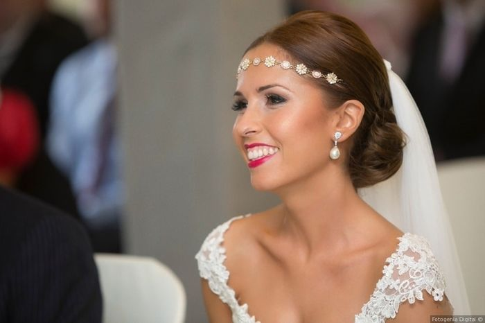 miss bodasnet el mejor peinado y maquillaje de novia