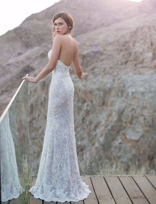 vestido ceñido sÍ o no? - moda nupcial - foro bodas