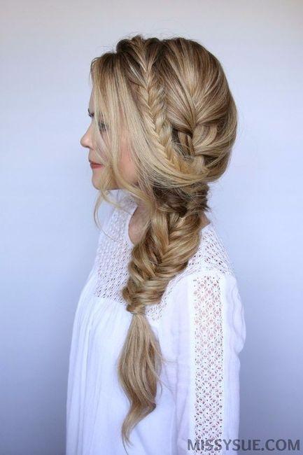 Hoy me caso con este peinado belleza foro for Trenza boda