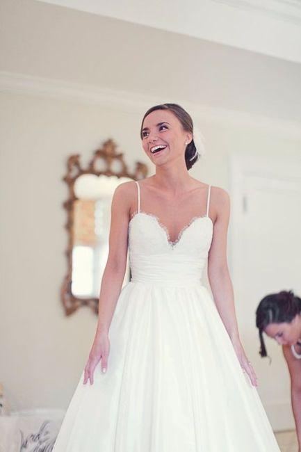 cuánto cuesta tu vestido de novia? - moda nupcial - foro bodas
