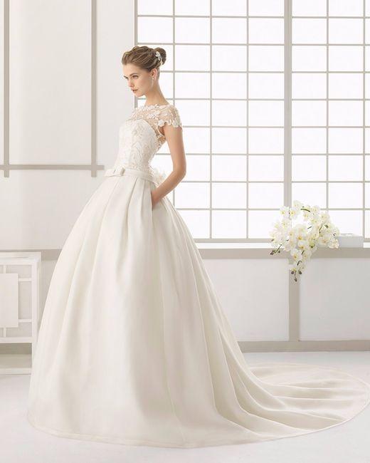 sabes dónde encontrar vestidos de novia baratos? - moda nupcial