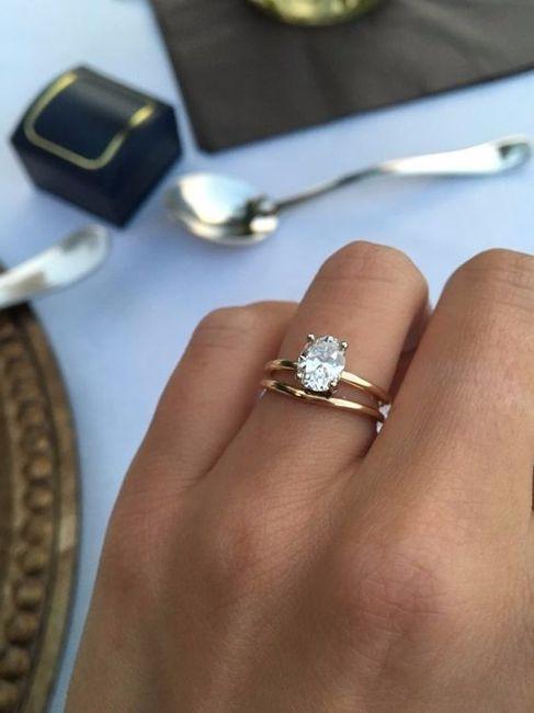 73b1dcd973b5 Anillo de compromiso con o sin piedra  - Antes de la boda - Foro ...