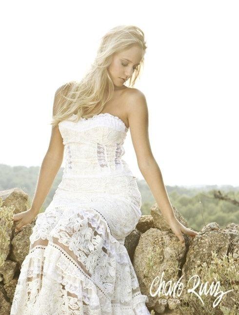 vestidos charo ruiz - moda nupcial - foro bodas