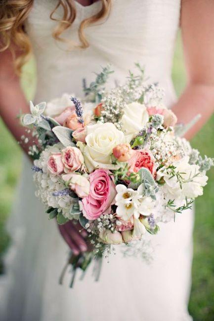 2. Ramo de novia