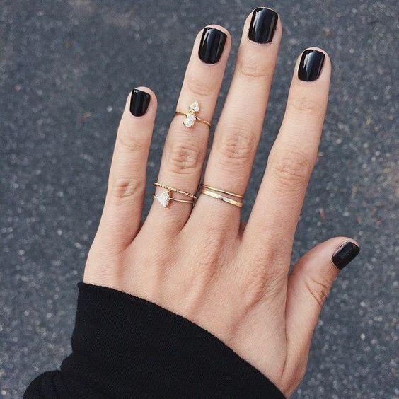 Uñas Negras Sí O No Belleza Foro Bodasnet