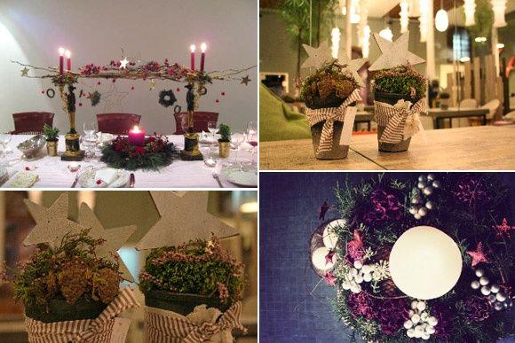 Ideas para bodas en navidad organizar una boda foro for Decoracion navidena artesanal