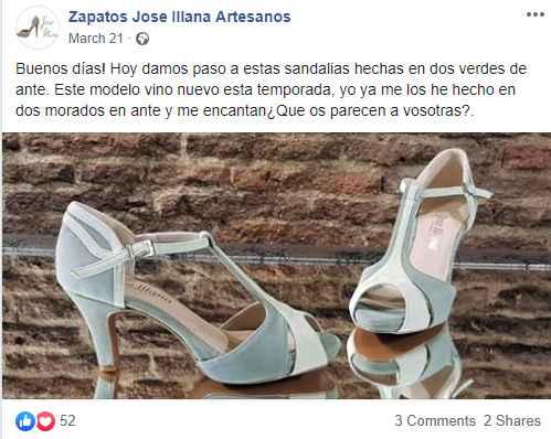 Zapatos en su Fb