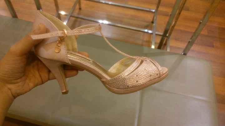 Por fin mis zapatos!!!! - 1