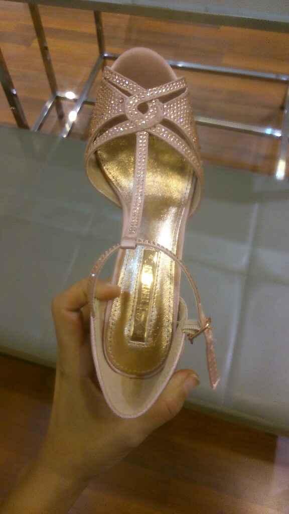 Por fin mis zapatos!!!! - 2