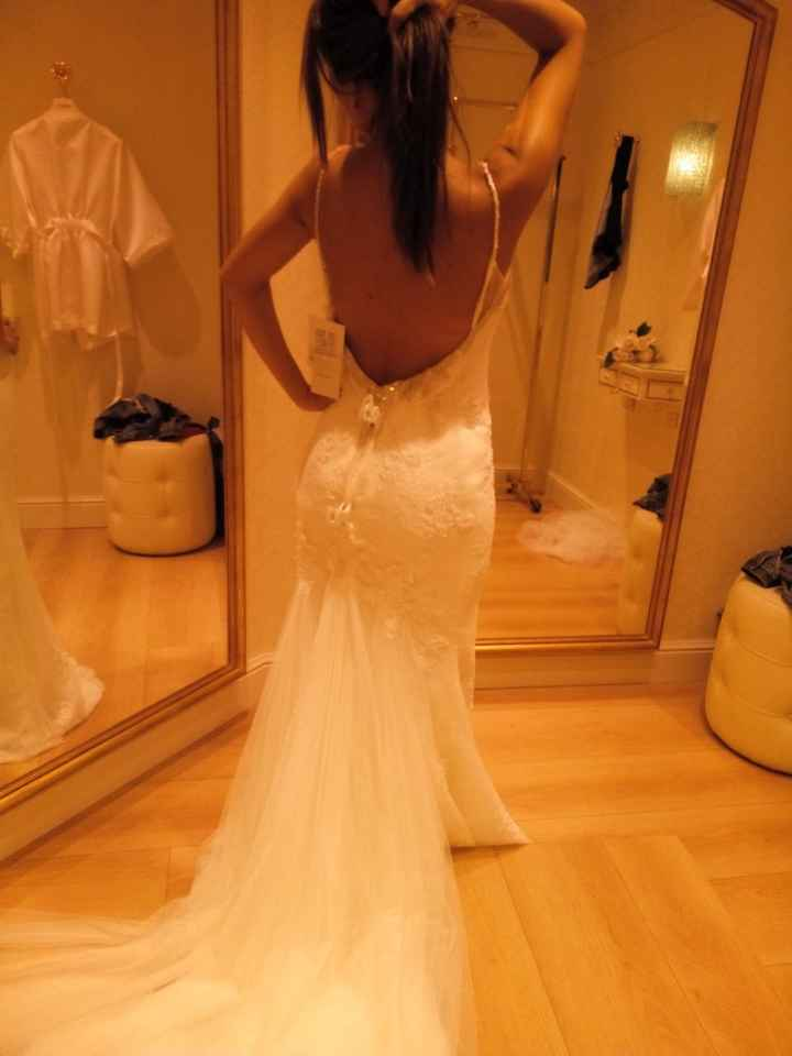 Que os parece este vestido? - 1
