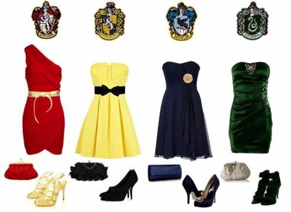 Inspiración Bodas temáticas: Harry Potter ⚡ 11