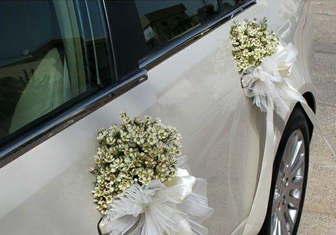 Decoraci n coche de la novia organizar una boda foro - Decoracion coche novia ...