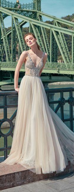 Vestidos novia galia lahav precio