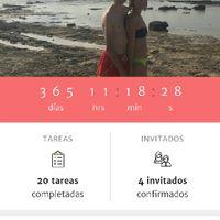 Ahora sí!! 365 días para nuestra Boda!! - 1
