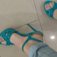 Zapatos Boda de color - 1