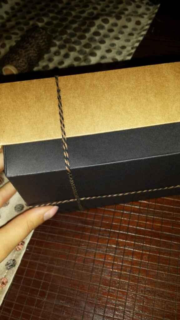 Cajas para kit de gin tonic - 1