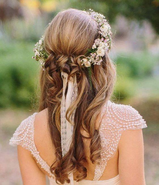 Peinados novia bodas net