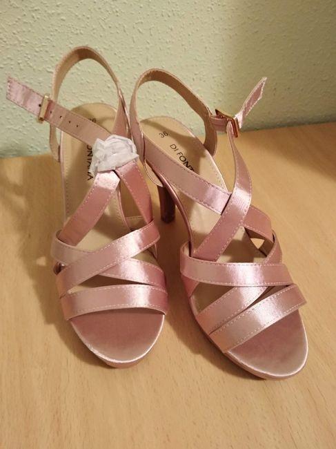 El dilema de Lucía: ¿zapatos cerrados o abiertos? 1
