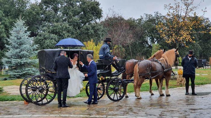 Re-sis-ten-cia!!! Sí se puede!!! Crónica de una boda anunciada...7 nov 4