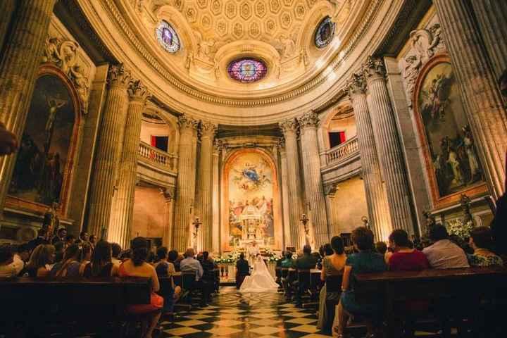 Alguien que se case el 20 de Junio del 2020 en el Sagrario de Jaén? - 1