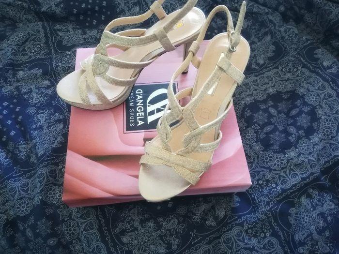 ¡Mis zapatos y cambio de dígito! - 1