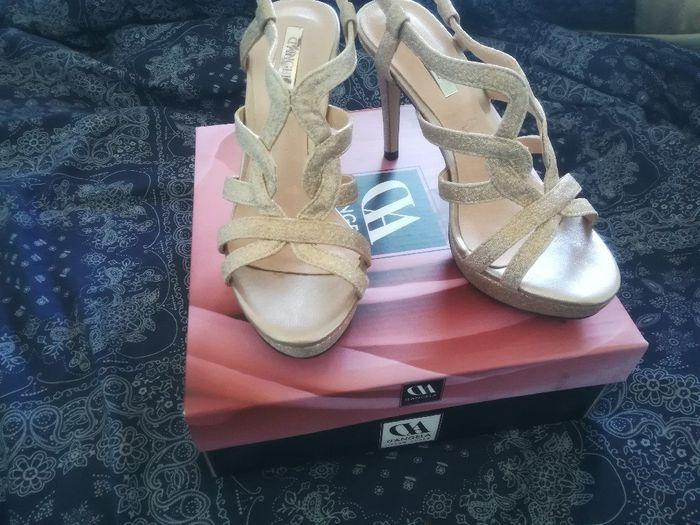 ¡Mis zapatos y cambio de dígito! - 2