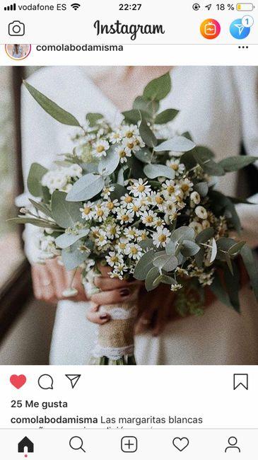 Ramo de flores preservadas - 3
