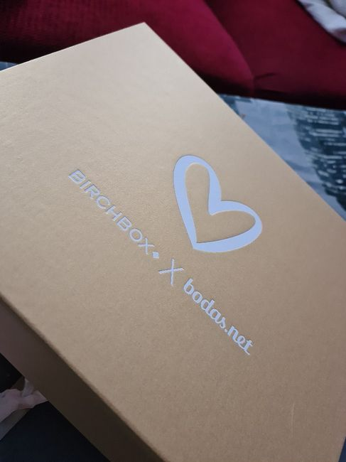 Acabo de recibir mi birchbox - 2