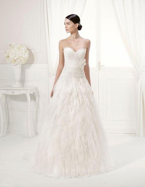 decepción con mi vestido diseñado por alma novias - moda nupcial