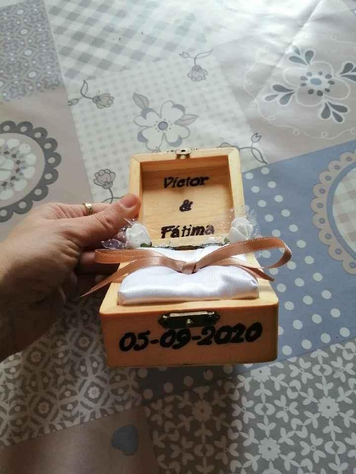 Caja para los anillos - 1