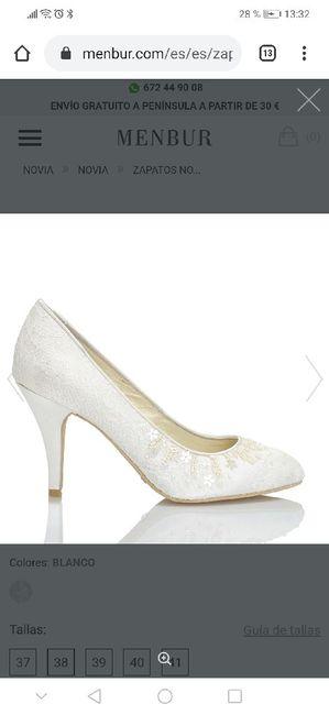 Ya no sé dónde buscar zapatos 2