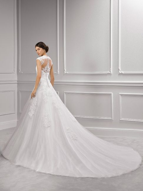 ¿En tu boda habrá encaje? 2