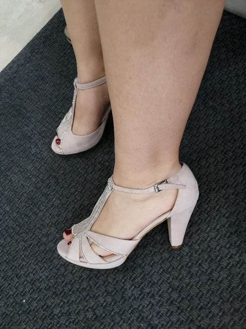 Ya tengo zapatos!!! - 1