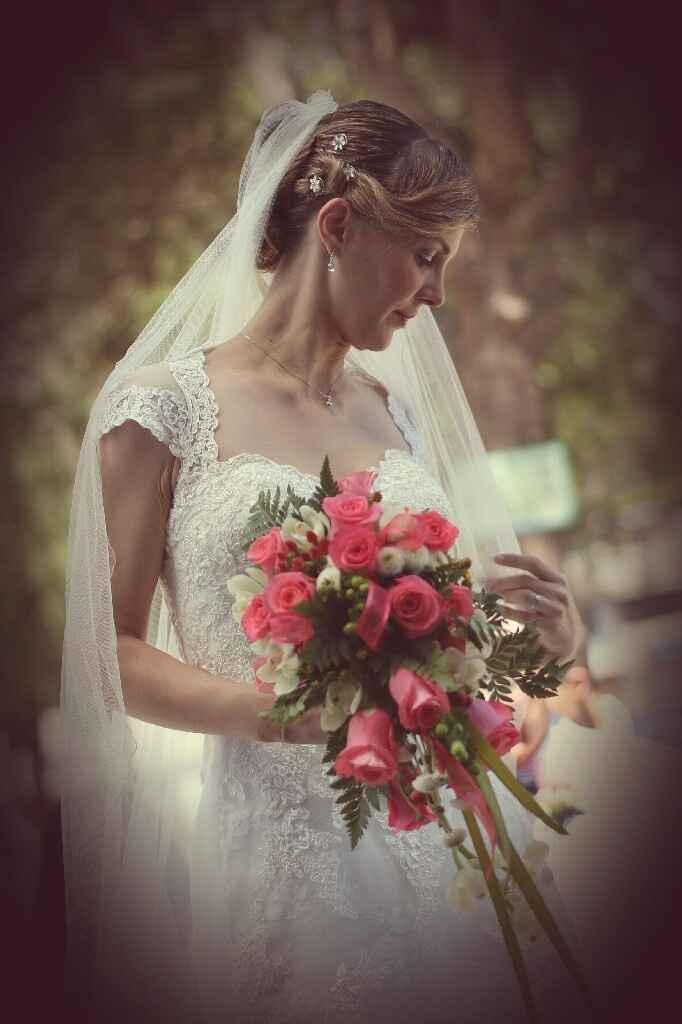 Alegría y tristeza después de un mes de mi boda - 1