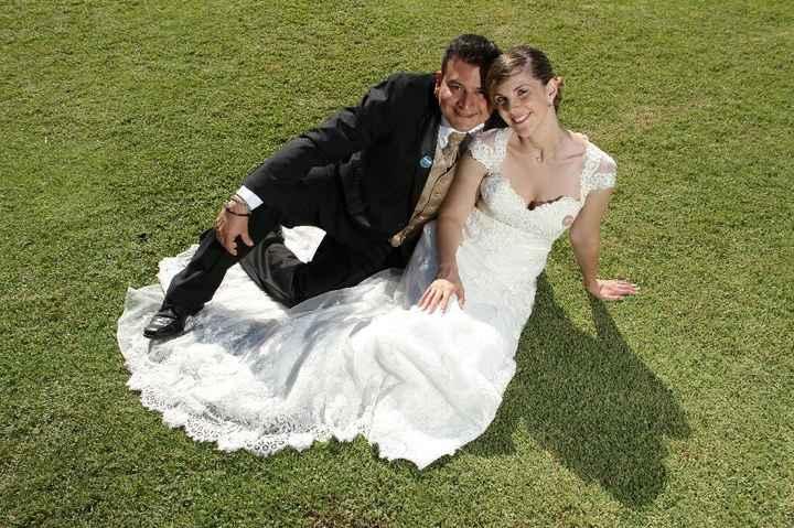 Alegría y tristeza después de un mes de mi boda - 3
