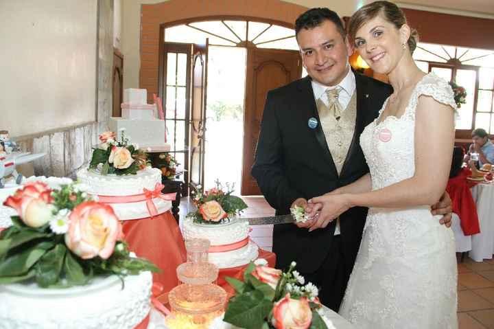 Alegría y tristeza después de un mes de mi boda - 9