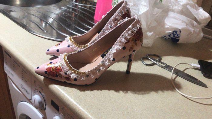 Necesito zapatos repuestos jajajajaja - 1