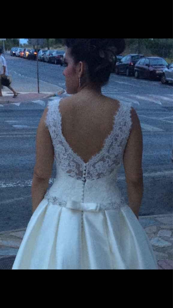 Un cinto en el vestido!!! - 3