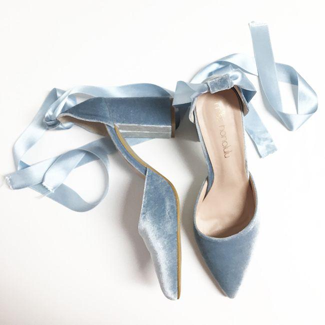 Consejo sobre estilo de zapato. - 1