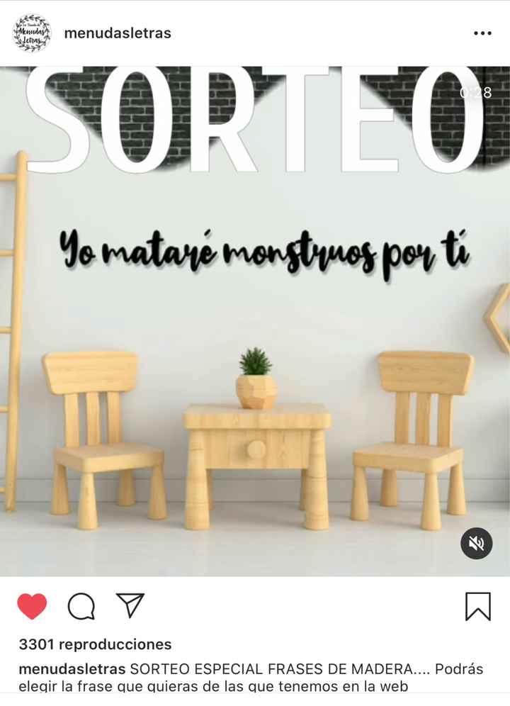sorteos de instagram - 1