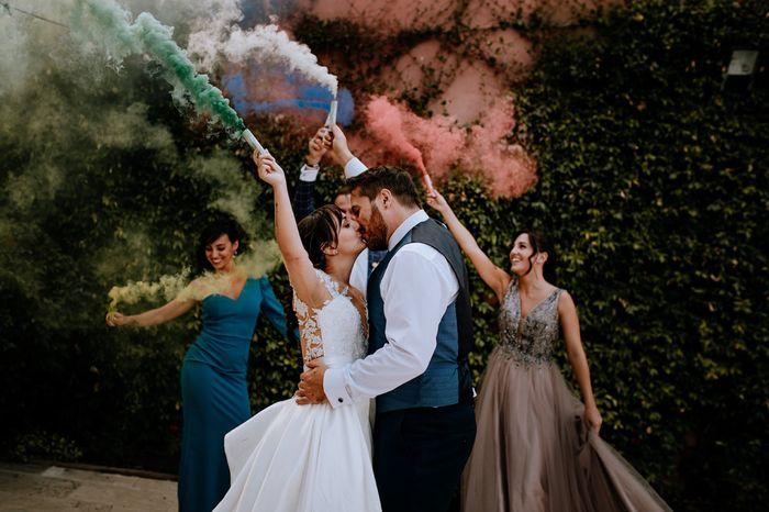 Novios que nos casamos el 26 de Septiembre de 2020 en Madrid 3