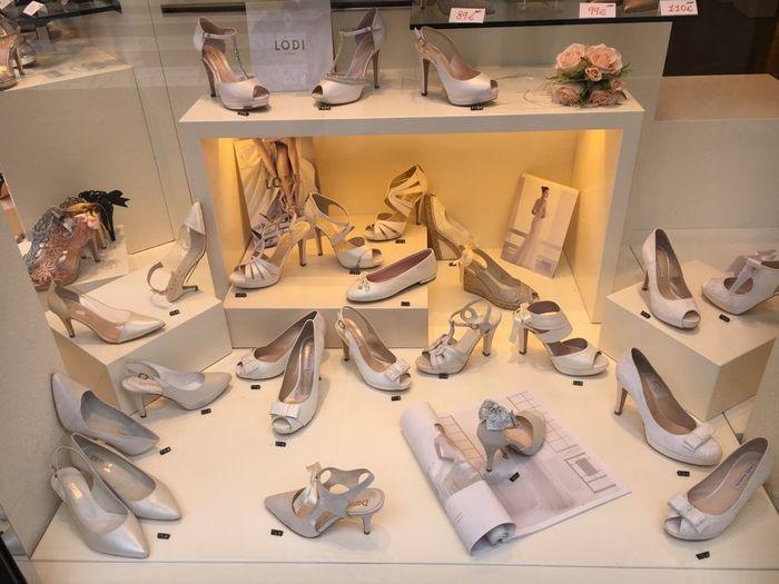 zapatería con zapatos de novia en gijón - asturias - foro bodas