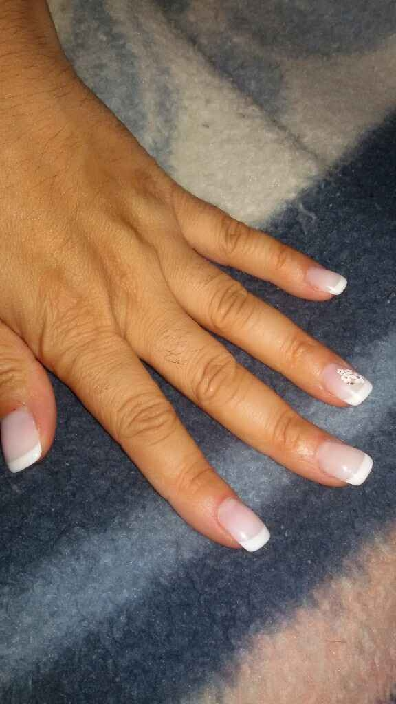 Mis uñas!!! todo acabado - 1