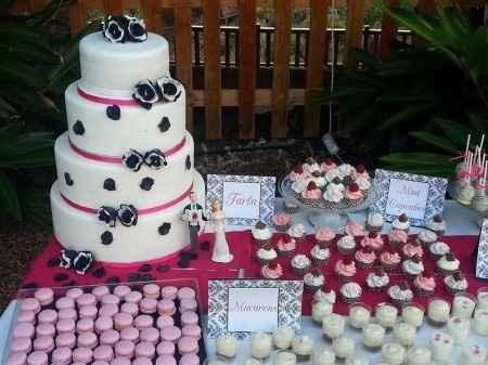 La decoración y otras cosas de mi boda