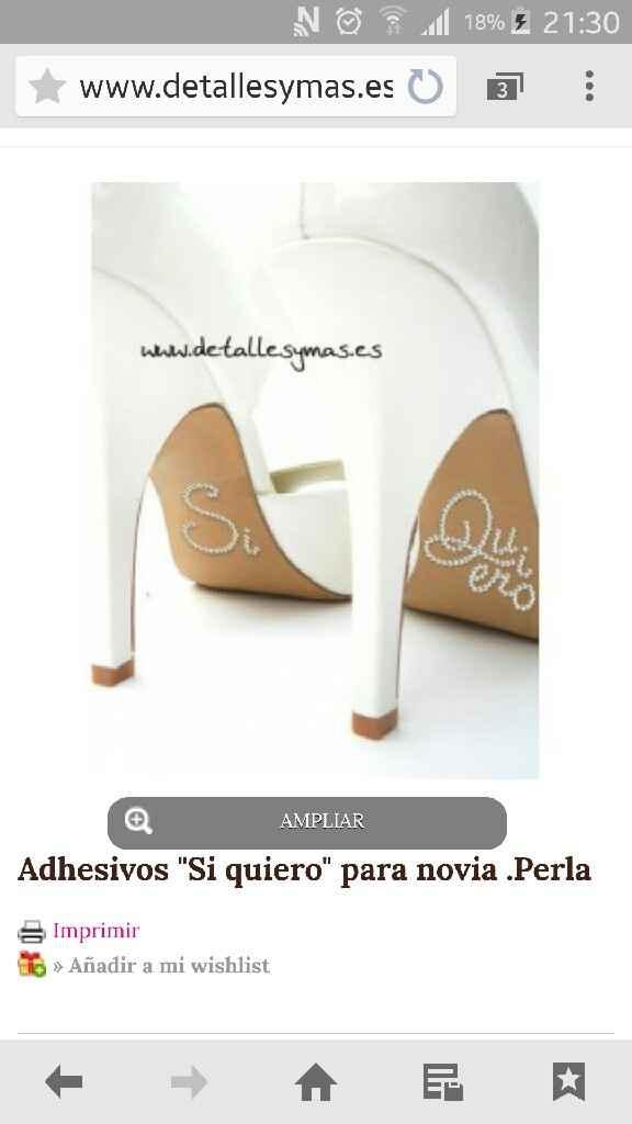 Decorar suela zapatos - 2