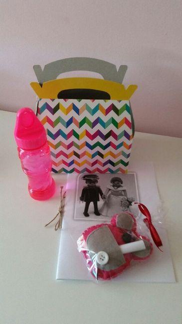 Mis regalos para los niños - 1