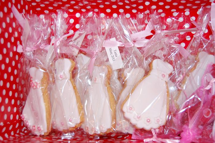 Presentación galletas